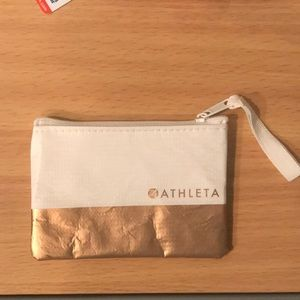 2017 LIMITED EDITION ATHLETA HOLIDAY COIN PURSE